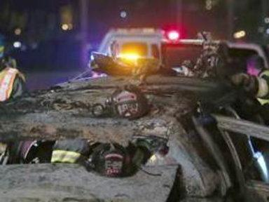 Limo Fire Kills 5, Including Bride-to-be