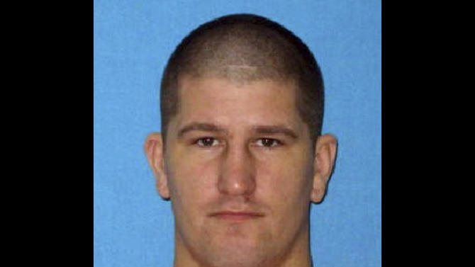 This undated photo provided by the Del Norte County Sheriffs Office shows Jarrod Wyatt. On Thursday, Sept. 6, 2012, Jerrod Wyatt, a mixed-martial artist accused of ripping out his friend's still-beating heart in March of 2010, pleaded guilty to murder and mayhem charges. (AP Photo/Del Norte County Sheriff)