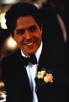 Hugh Grant as Michael Felgate in Mickey Blue Eyes