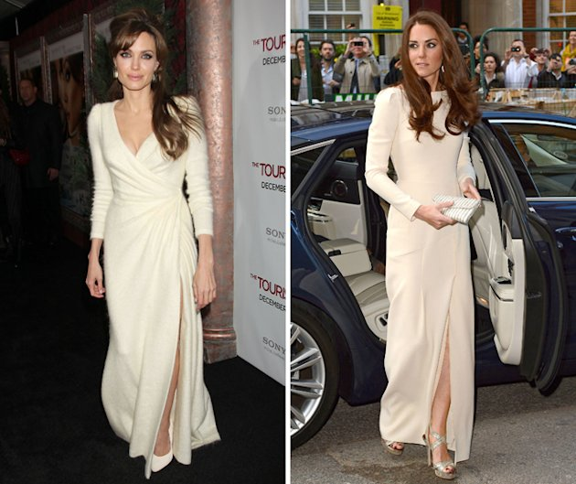 Angelina Jolie's Infatuation With Kate Middleton Continues As She Invites The Duchess To Olympics Party