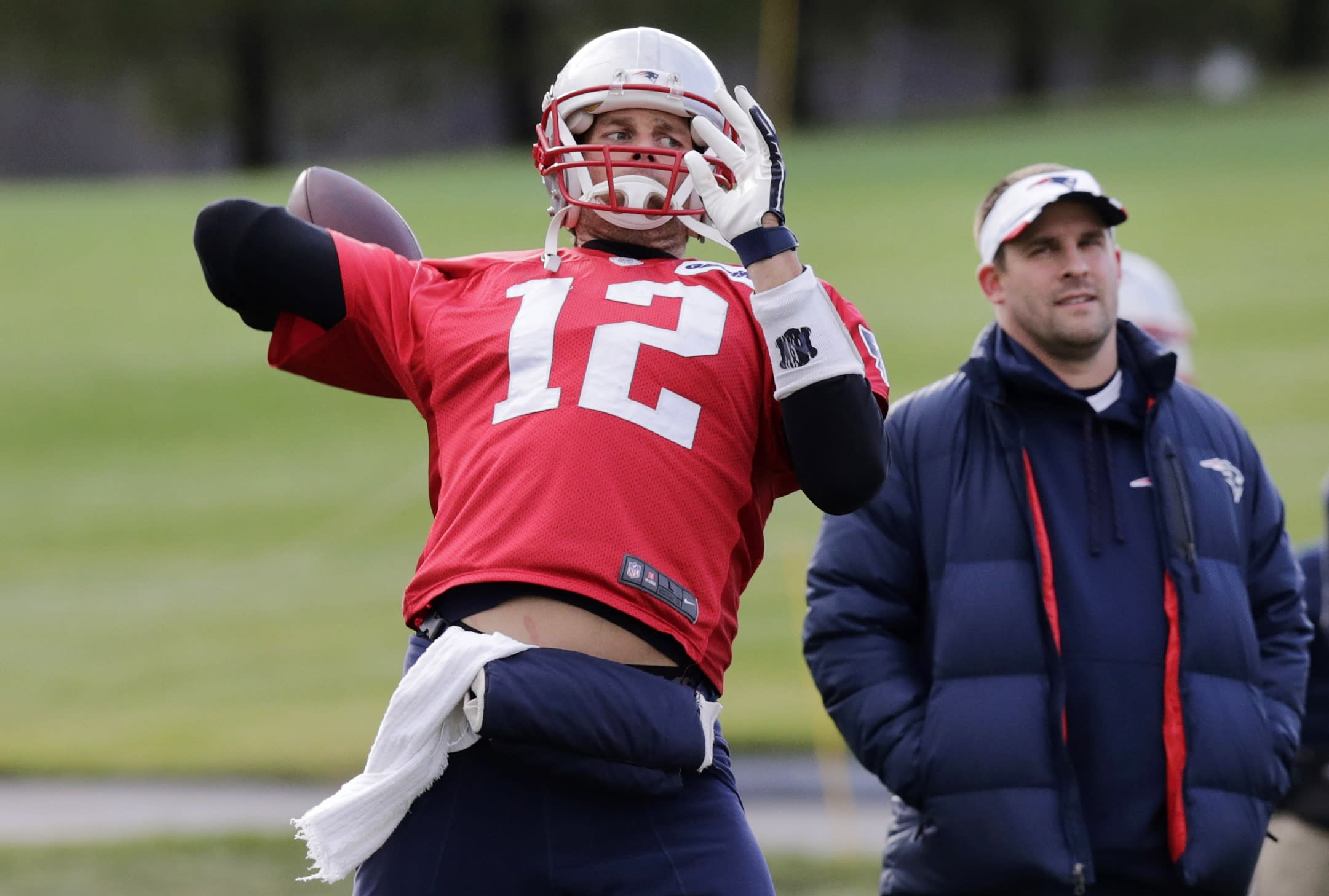 Patriots expect tough game against Jets, really