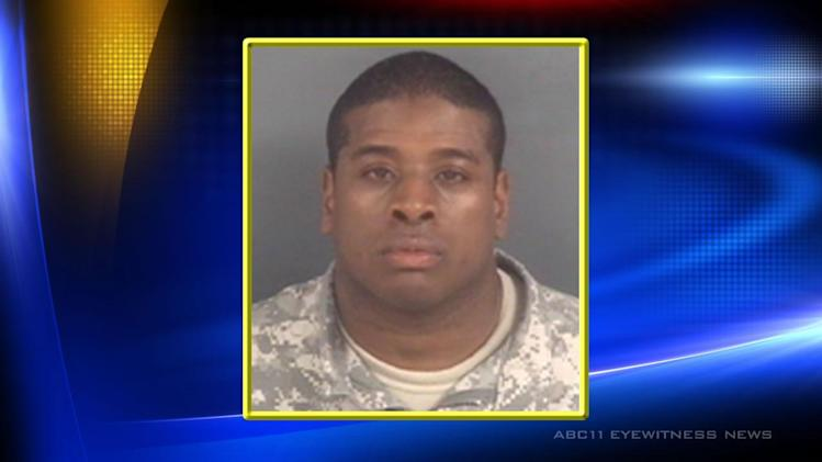 Fort Bragg soldier arrested in fatal hit-and-run
