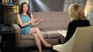 Amanda Knox's First Interview: 'I Could Have Been More Sensitive'