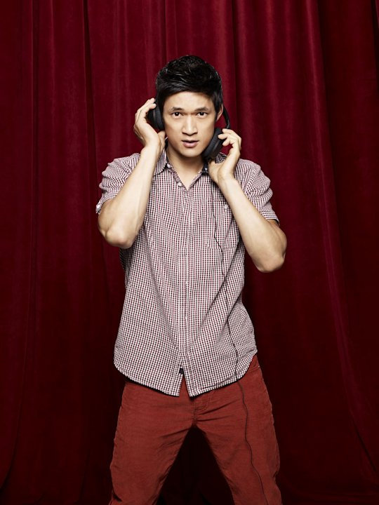 "Harry Shum Jr.  returns as Mike in ""Glee."""