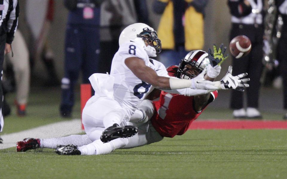 No. 4 Buckeyes score early, often in 63-14 win