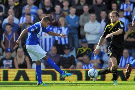 Soccer - Sky Bet Championship - Birmingham City v Sheffield Wednesday - St Andrew's