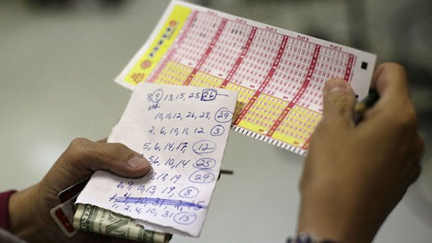 Powerball Winning Numbers: 5-23-16-22-29-Powerball 6 (ABC News)