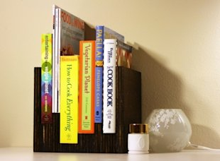 Anthropologie-Inspired Bookcase