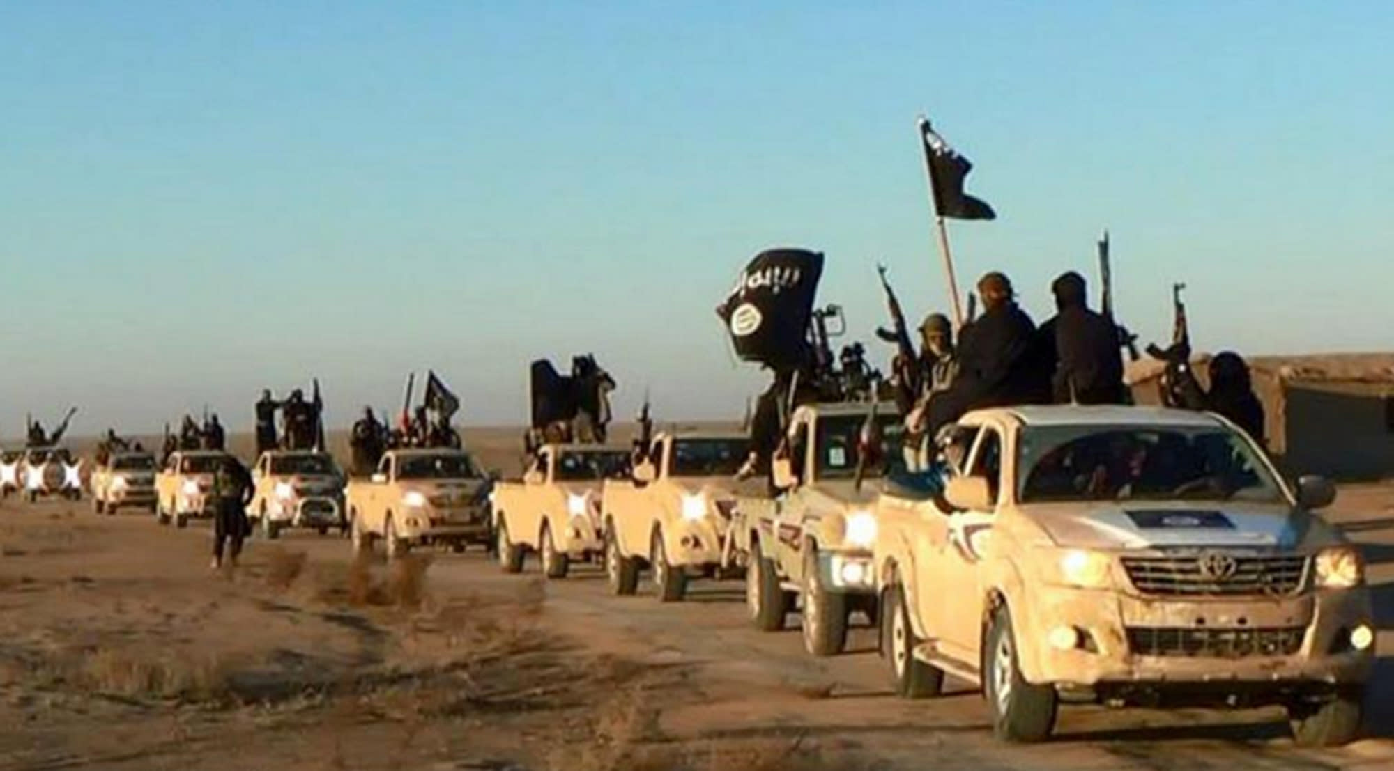Why do extremists drive Toyotas?, asks US