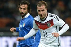 Italy 1-1 Germany: European giants shares spoils in Milan