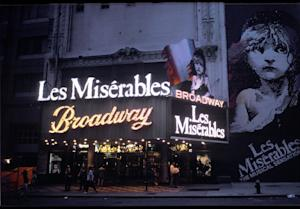 'Les Misérables' Returning to Broadway in 2014