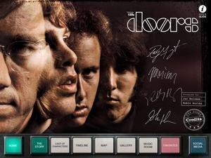 The Doors Launch Interactive iPad App, Exclusively on the App Store