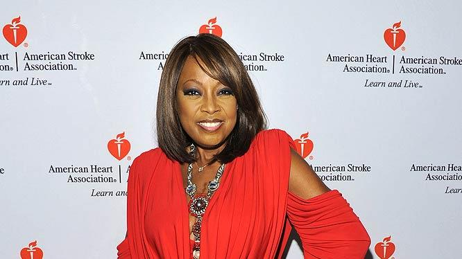 Star Jones Celebrity Apprentice Prty