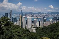 "The Hong Kong skyline September 9, 2012. A Hong Kong tycoon who offered a $65 million ""marriage bounty"" to any man who can win the heart of his lesbian daughter has been inundated with applications from around the globe, a report said Friday"