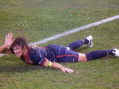 Lesin de Carles Puyol