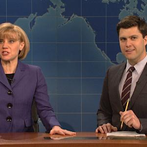 Weekend Update: Angela Merkel