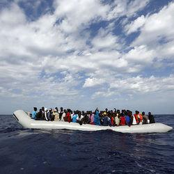 The Mediterranean Refugee Crisis