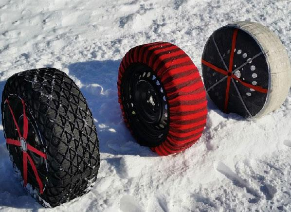 Can add-on tire socks provide winter traction when you need it?