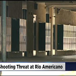 Parents Worried After Note Threatens School Shooting At Rio Americano High