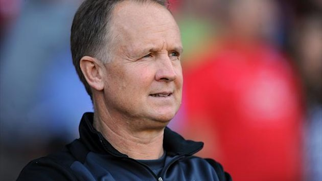 New Bristol City boss Sean O'Driscoll has a huge task ahead of him