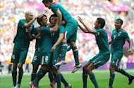Mexico's Golden Generation fitting champions at Olympic carnival of football
