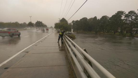 Epic South Carolina Storm: A '1,000-Year Level of Rain'