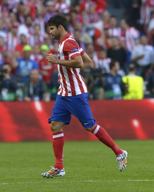 Spain gambles on Costa in 23-man World Cup squad