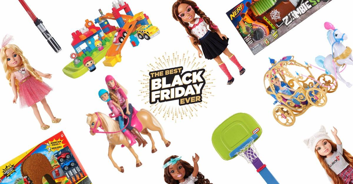 Check out 500+ Kohl's Black Friday Doorbusters
