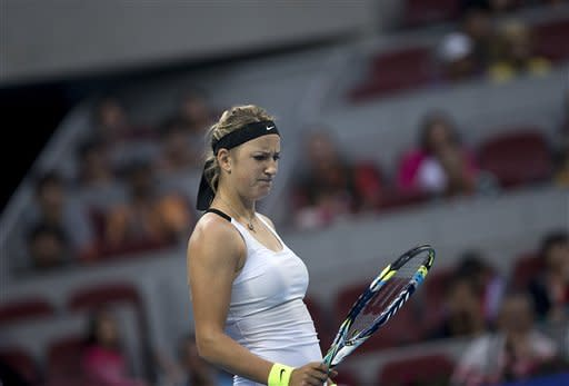 Azarenka, Djokovic win titles at China Open