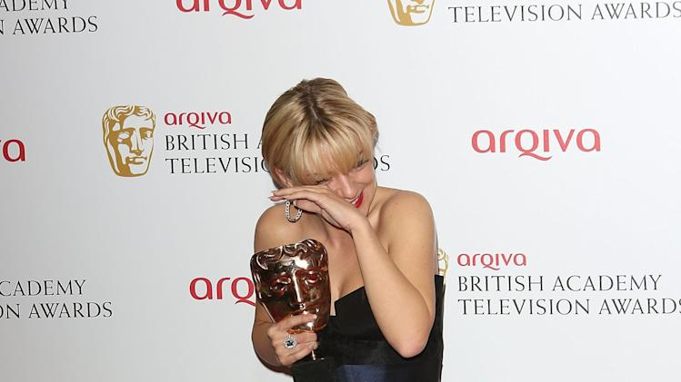 Arqiva British Academy Television Awards 2013 - Press Room