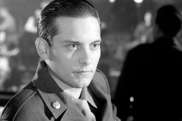 Tobey Maguire in Warner Bros. The Good German