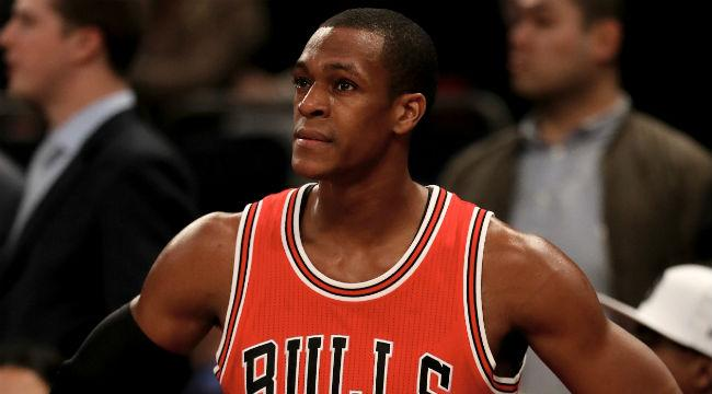 Rajon Rondo Burned Another Bridge By Taking An Unnecessary Shot At The Kings