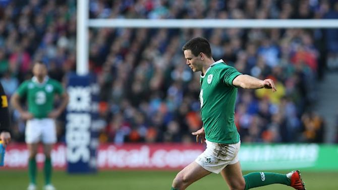 Rugby Union - Concussion worries shadow Sexton's Six Nations campaign
