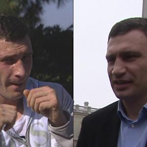 From boxer to politician: Vitali Klitschko