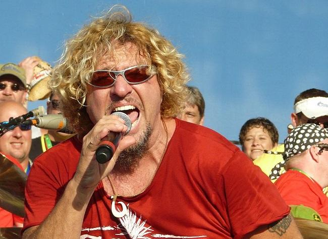 Sammy Hagar Would Prefer Not To Talk About Van Halen Reunions Anymore