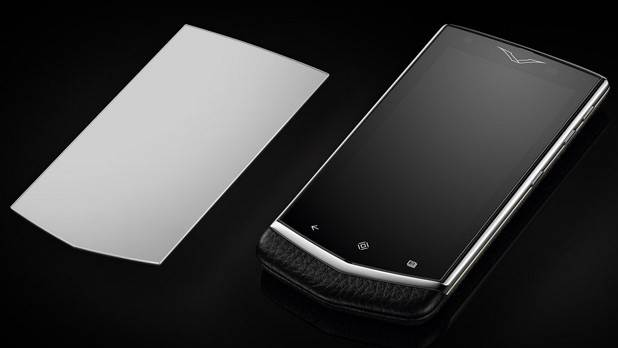 STUB Vertu teases new Constellation, likely its second Android device