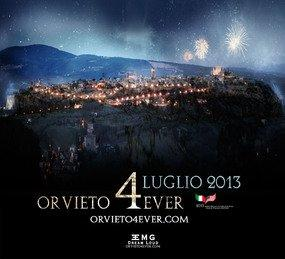 Orvieto, Italy Becomes First Non U.S. city to Officially Mark and Embrace July 4th