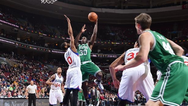 Bass leads Celtics past winless Sixers, 101-90