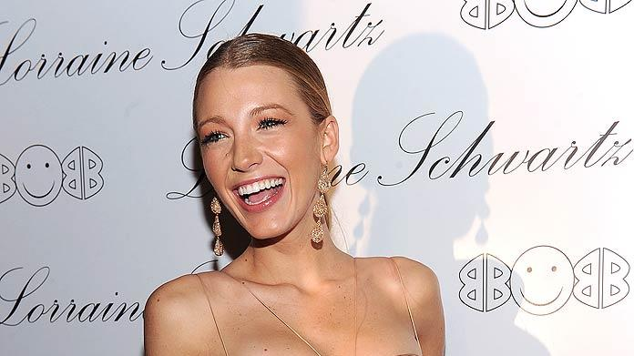 Blake Lively Jewelry Launch