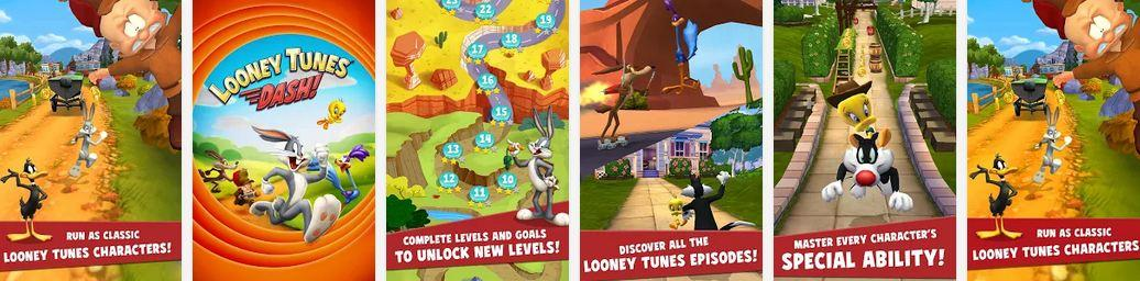 Zynga And Twisted Metal Dev Release Looney Tunes Game