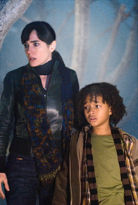 Jennifer Connelly Jaden Smith The Day the Earth Stood Still Production Stills 20th Century Fox 2008