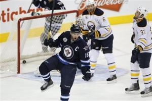 Jets hand Sabres 11th straight road loss