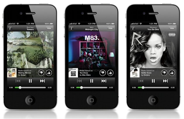 Spotify brings streaming radio to iPhone, iPad app