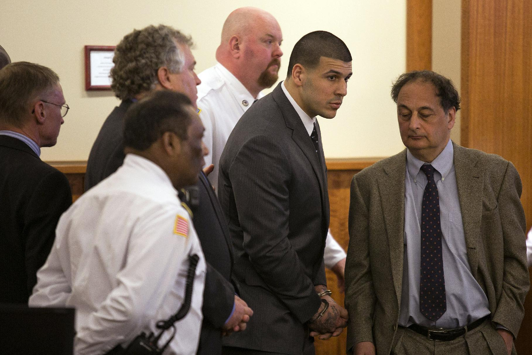 In Aaron Hernandez murder case, question lingers: Why?