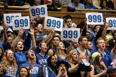College hoops weekend viewing guide: 7 top 10 teams hit the road and Coach K goes for 1,000