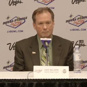 Rams Talk About Bowl Matchup With Utes