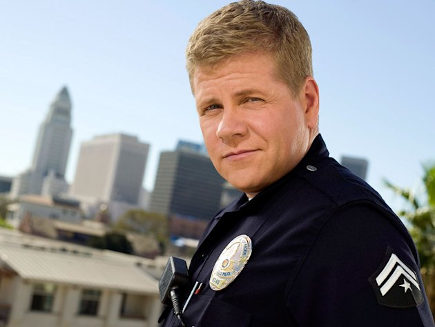Michael Cudlitz as John in &quot;Southland.&quot; 