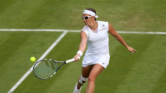 Tennis - 2013 Wimbledon Championships - Day Three - The All England Lawn Tennis and Croquet Club