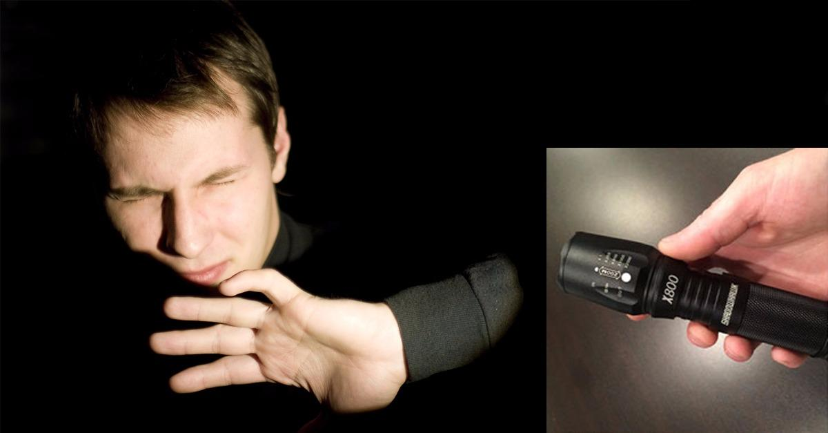 Military Grade Flashlight Being Sold To Everyone!