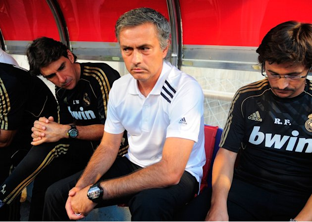 Be afraid, be very afraid! Europe should be scared because Jose Mourinho is here to stay at Real Madrid